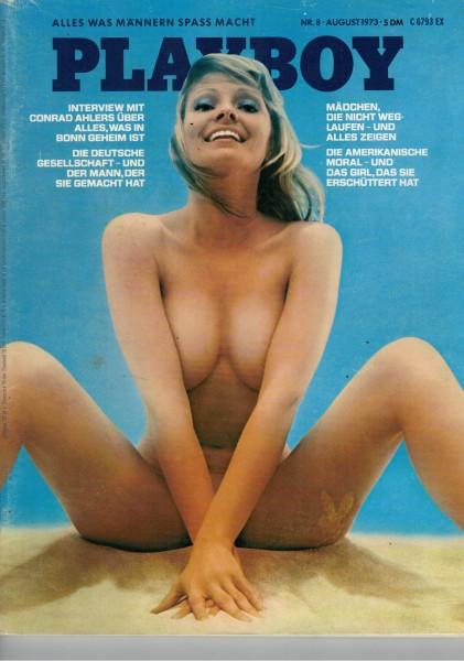 Playboy D 1973-08 August
