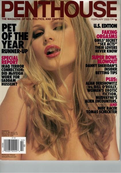 Penthouse US Edition 2003-02 Februar