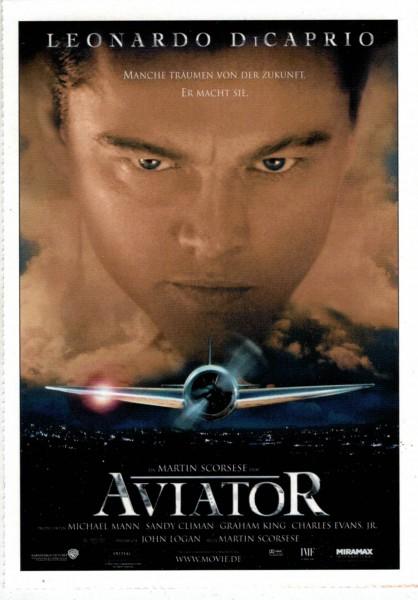 """Cinema Filmkarte """"Aviator"""""""