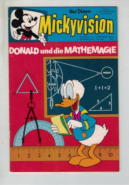 Mickyvision 1963 Nr. 11-06.09.1963