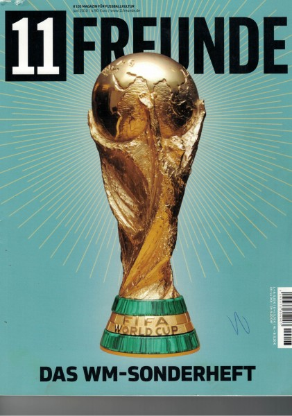 11 Freunde - Heft Nr. 103 - 06 Juni 2010 - Das WM -Sonderheft Südafrika 2010