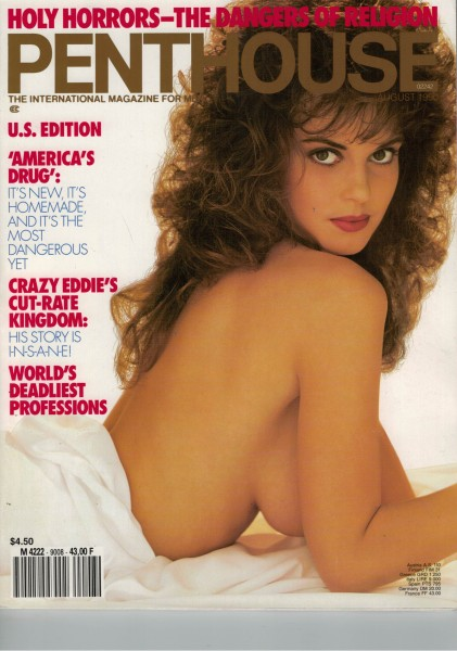 Penthouse US Edition 1990-08 August