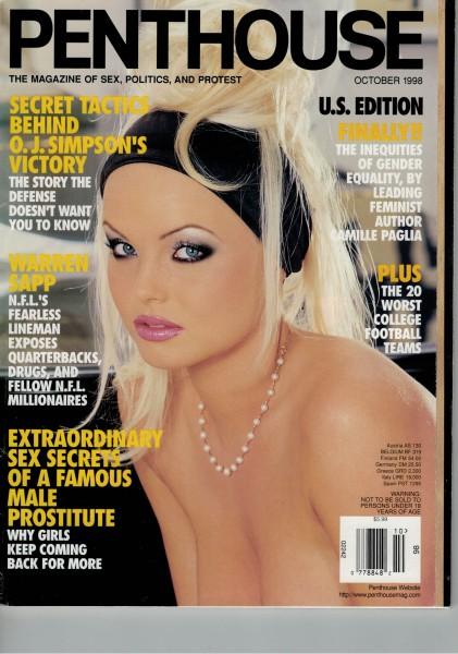 Penthouse US Edition 1998-10 Oktober