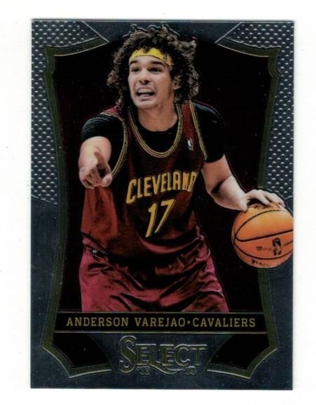 Basketballkarte - ANDERSON VAREJAO - Panini - Select
