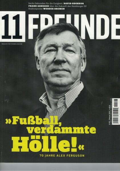11 Freunde - Heft Nr. 123 - 02 Februar 2012