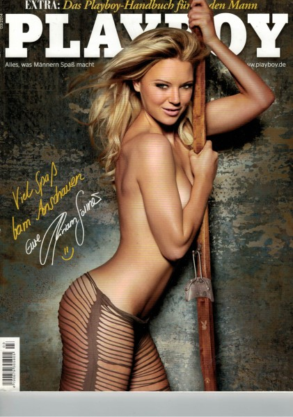 Playboy D 2014-03 März ABO-Cover