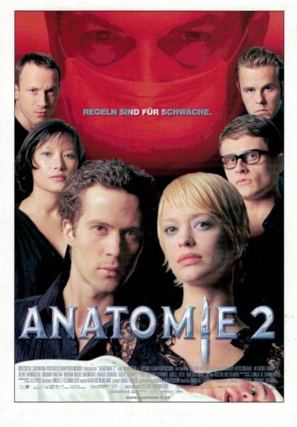 """Cinema Filmkarte """"Anatomie 2"""""""