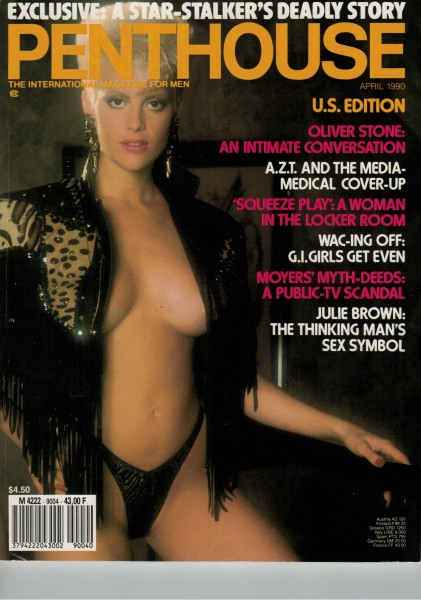 Penthouse US Edition 1990-04 April
