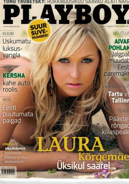 Playboy Estland 2009-07 Juli