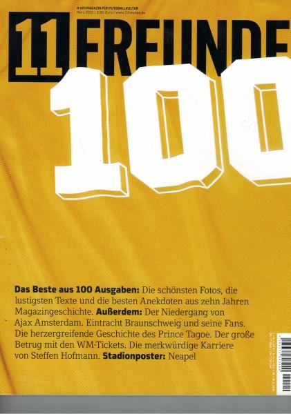 11 Freunde - Heft Nr. 100 - 03 März 2010