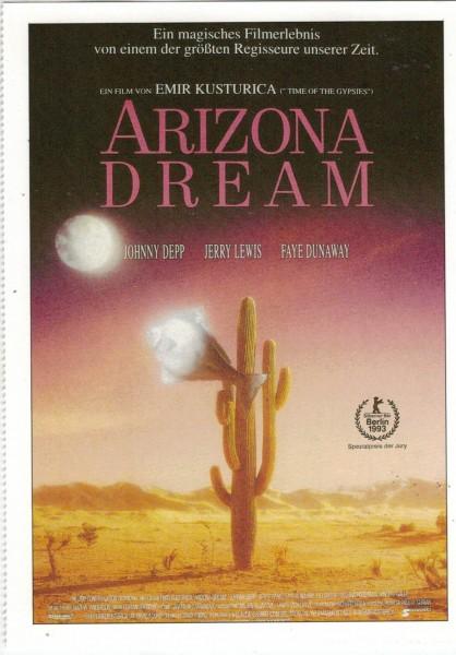 """Cinema Filmkarte """"Arizona Dream"""""""