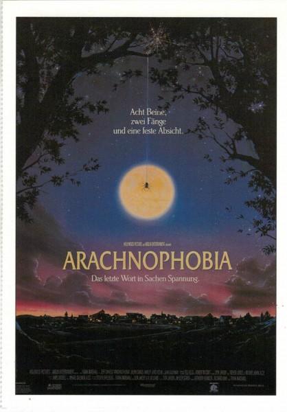 """Cinema Filmkarte """"Arachnophobia"""""""
