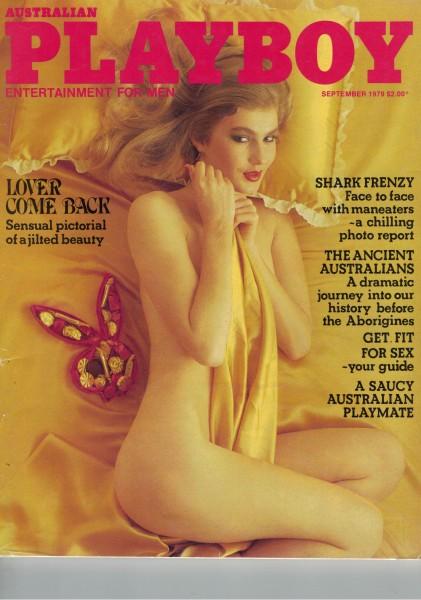 Playboy Australien 1979-09 September