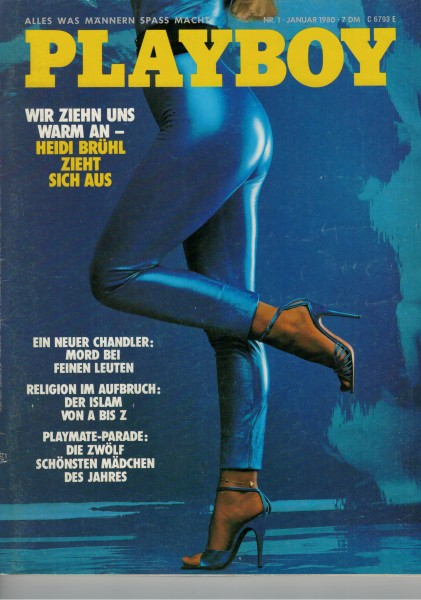 Playboy D 1980-01 Januar