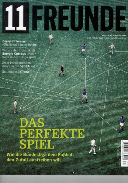 11 Freunde - Heft Nr. 087 - 02 Februar 2009