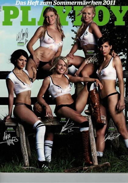 Playboy D 2011-07 Juli