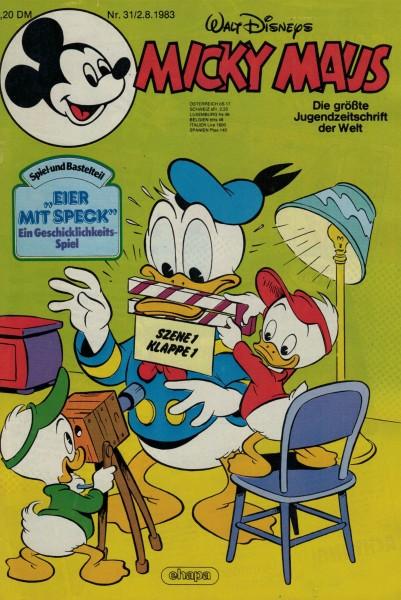 Micky Maus 1983 Nr. 31 / 02.08.1983