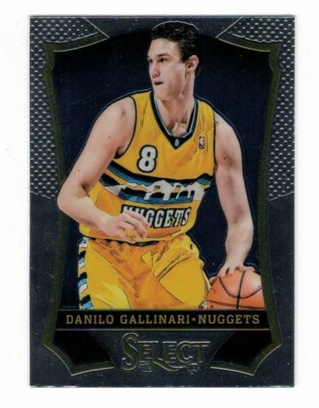 Basketballkarte - DANILO CALLINARI - Panini - Select