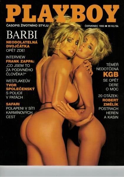 Playboy Tschechei 1993-07 Juli