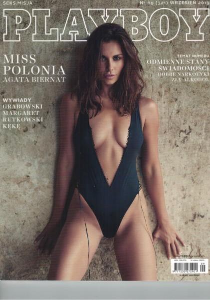Playboy Polen 2019-09 September
