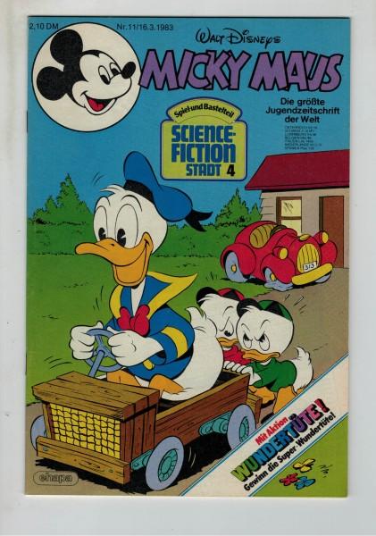 Micky Maus 1983 Nr. 11 / 16.03.1983