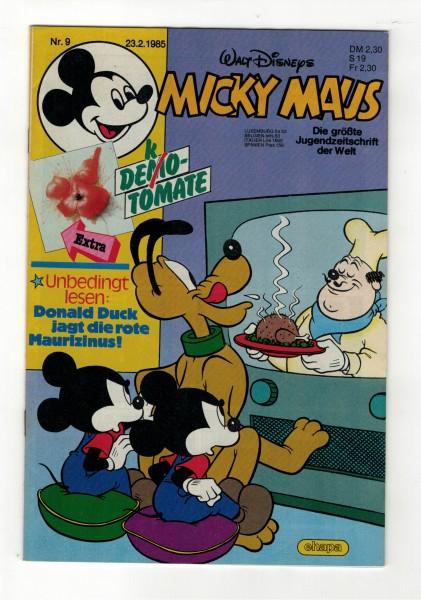 Micky Maus 1985 Nr. 09 / 23.02.1985