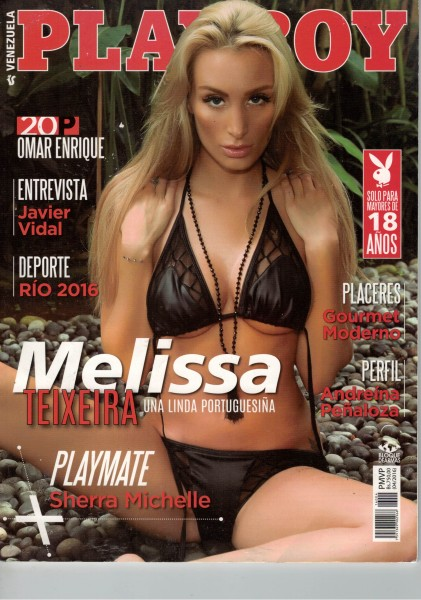 Playboy Venezuela 2016-05 Mai