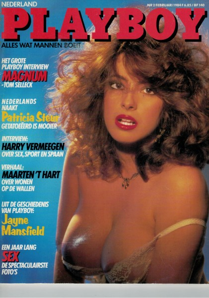 Playboy Niederlande 1984-02 Februar