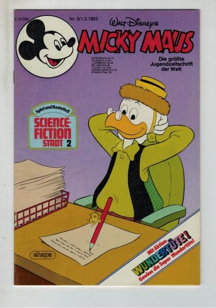 Micky Maus 1983 Nr. 09 / 01.03.1983
