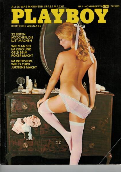Playboy D 1974-11 November