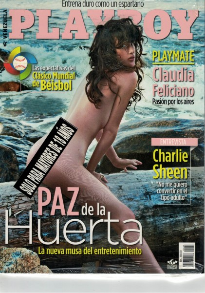 Playboy Venezuela 2013-02 Februar