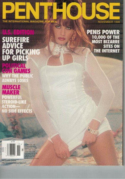 Penthouse US Edition 1996-11 November