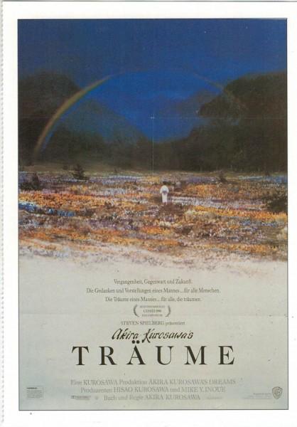 "Cinema Filmkarte ""Akira Kurosawas Träume"""