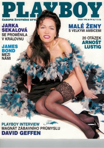 Playboy Tschechei 1996-02 Februar