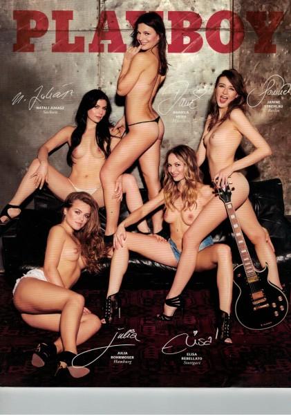 Playboy D 2019-03 März ABO-Cover