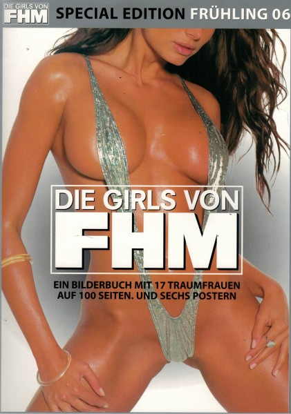 FHM - For Him Magazine - Special Edition Frühling 2006
