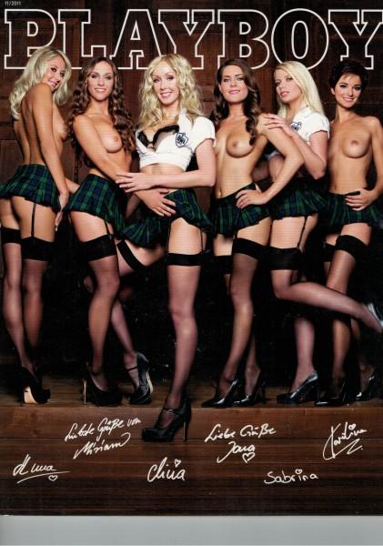 Playboy D 2011-11 November