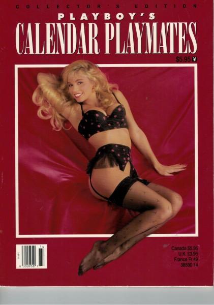 Playboy´s Calendar Playmates 1983-1992
