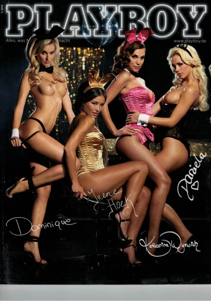 Playboy D 2012-01 Januar