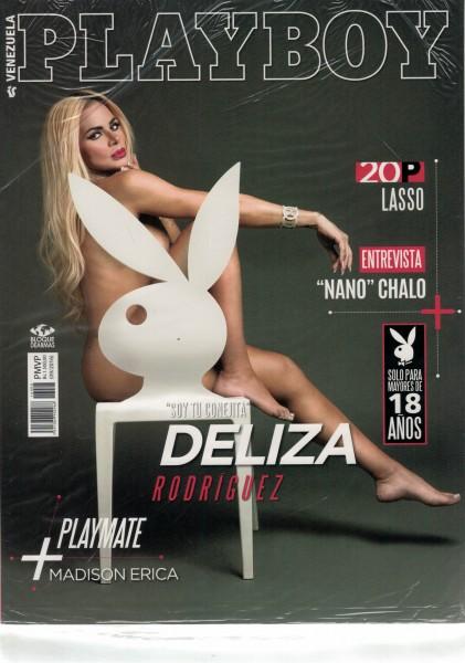 Playboy Venezuela 2016-09 September