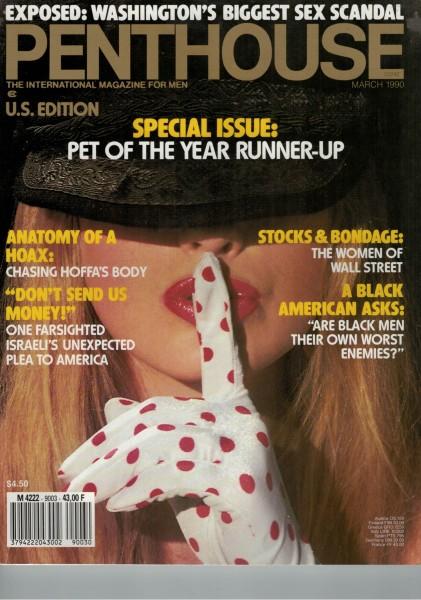 Penthouse US Edition 1990-03 März