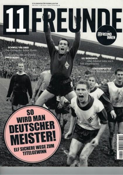 11 Freunde - Heft Nr. 114 - 05 Mai 2011