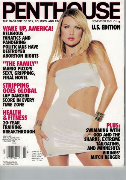 Penthouse US Edition 2001-11 November