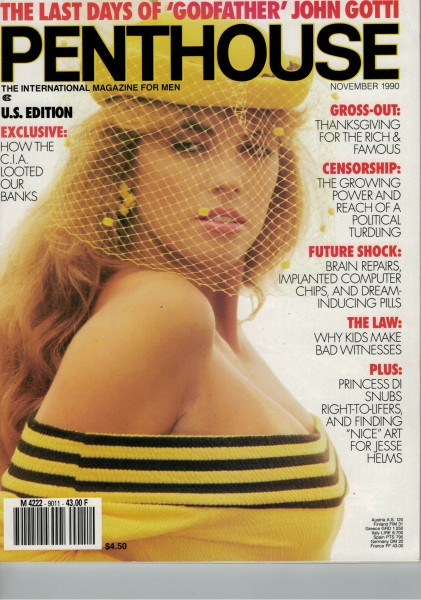 Penthouse US Edition 1990-11 November