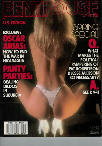 Penthouse US Edition 1988-05 Mai