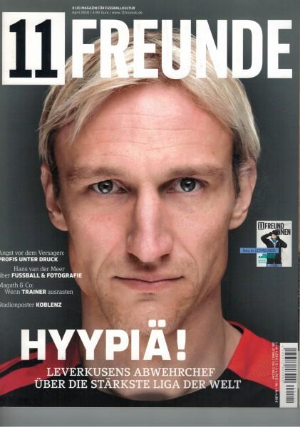 11 Freunde - Heft Nr. 101 - 04 April 2010