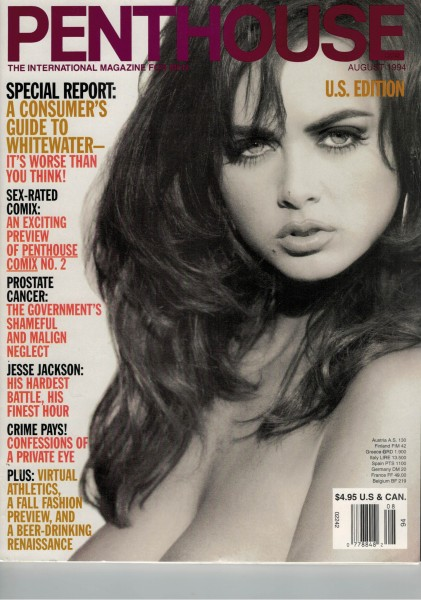 Penthouse US Edition 1994-08 August