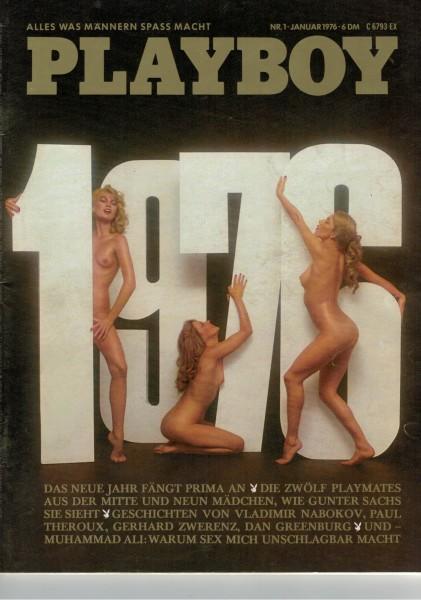 Playboy D 1976-01 Januar