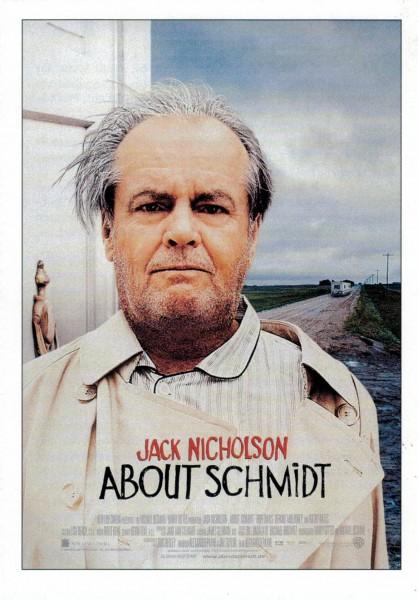 """Cinema Filmkarte """"About Schmidt"""""""