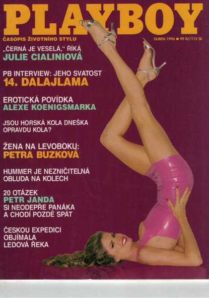Playboy Tschechei 1996-04 April